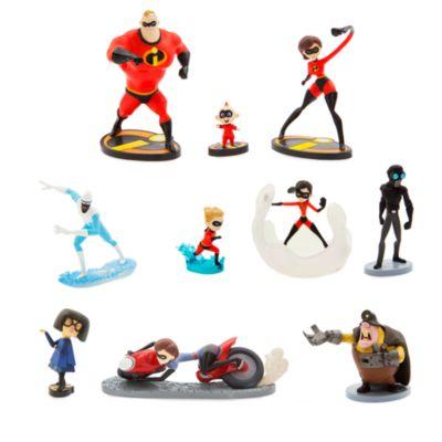 Incredibles 2 Deluxe Figurine Playset