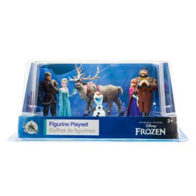 Set da gioco personaggi Frozen - Il Regno di Ghiaccio