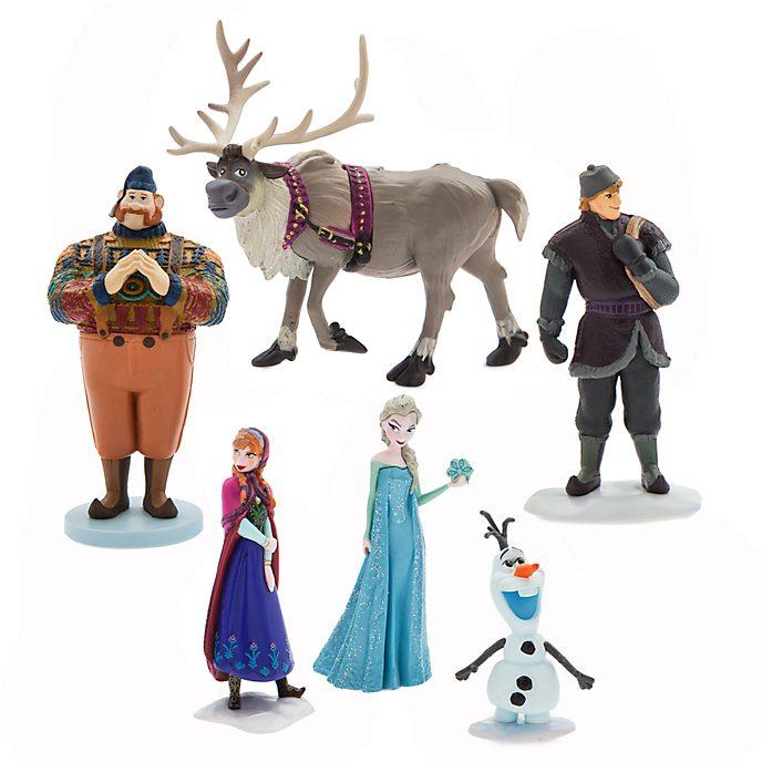 Disney Store – Die Eiskönigin – Völlig unverfroren – Figuren-Spielset