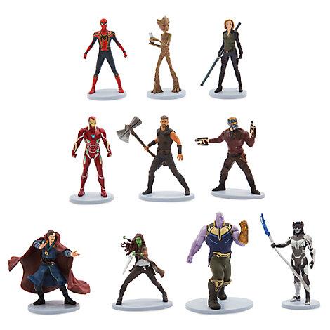 Ensemble de figurines Deluxe, Avengers: Infinity War