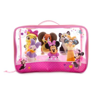 Minnie Mouse Bath Playset