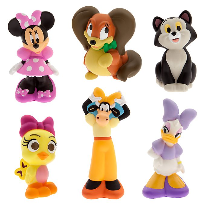 Disney Store Minnie Mouse Bath Playset