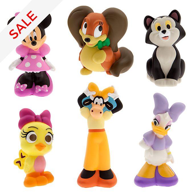 Disney Store – Minnie Maus – Badespielzeugset