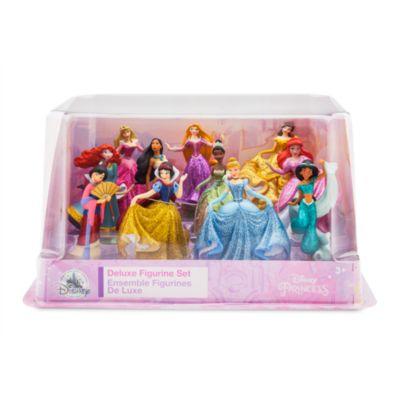 Coffret deluxe de figurines Disney Princesses