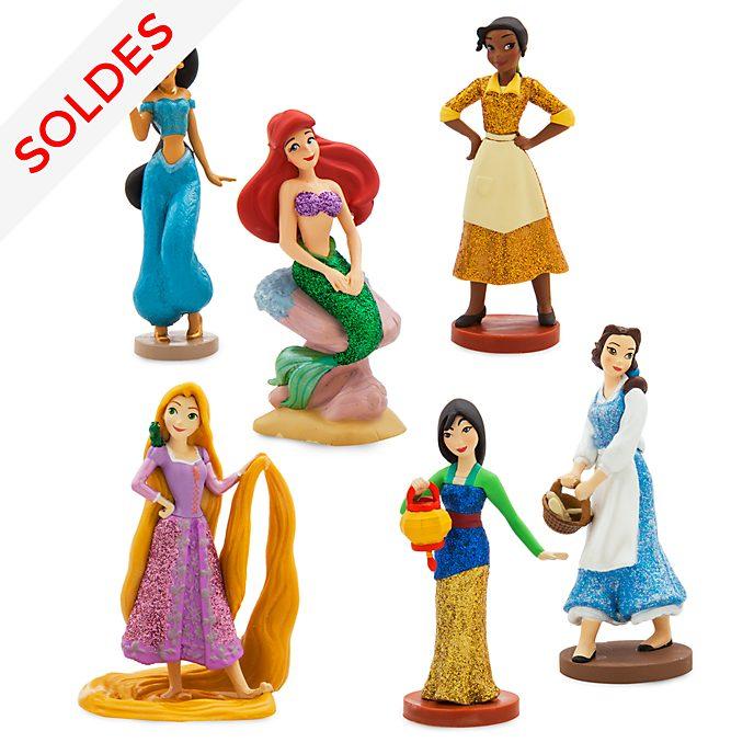 Disney Store Coffret de figurines Princesses Disney