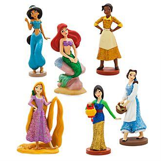 Set de juego figuritas princesas Disney, Disney Store