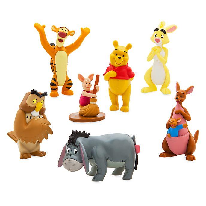 Set da gioco personaggi Winnie the Pooh Disney Store