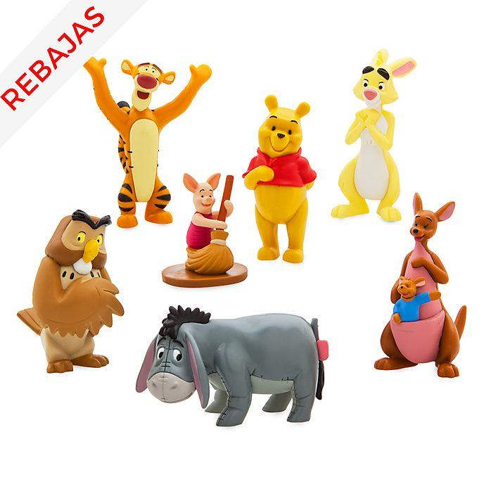 Set juego figuritas Winnie the Pooh Disney Store