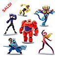 Disney Store Set personaggi Big Hero 6