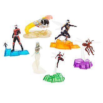 Set da gioco personaggi Ant-Man e Wasp