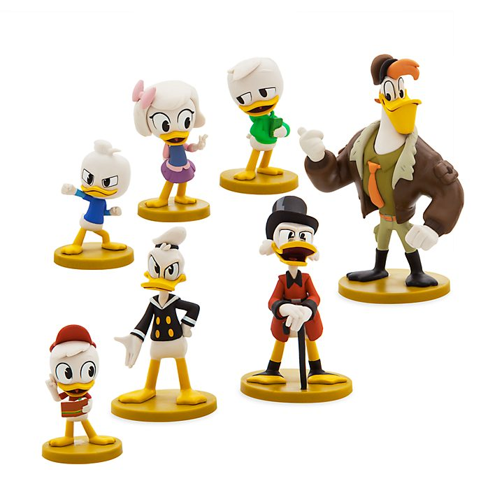 Disney Store DuckTales Figurine Playset