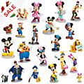 Disney Store Mickey and Friends Mega Figure Playset
