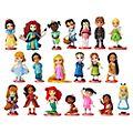 Disney Store - Disney Animators Collection - Großes Figuren-Spielset
