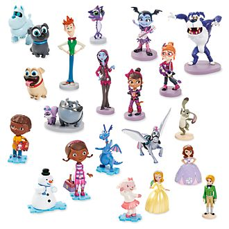 Megaset juego figuritas Disney Junior, Disney Store