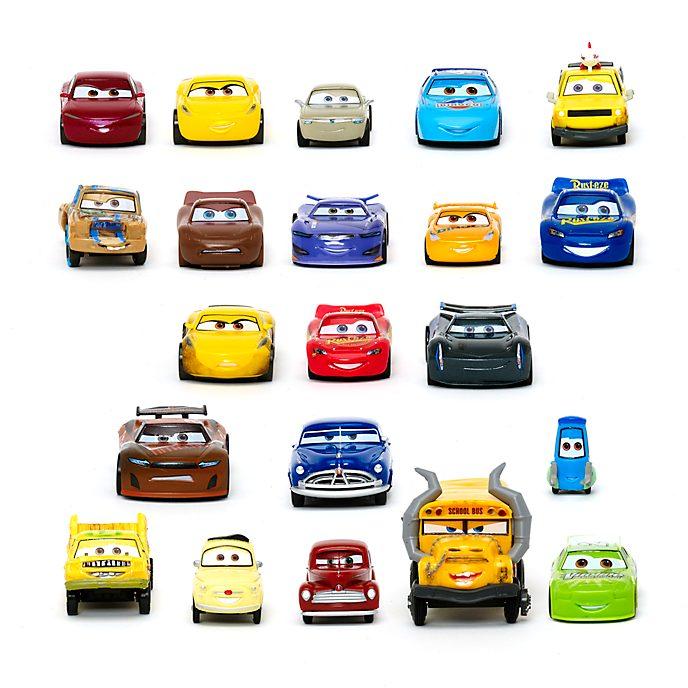 Megaset juego figuritas Disney Pixar Cars 3, Disney Store