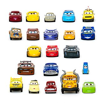Mega set da gioco personaggi Disney Pixar Cars 3 Disney Store