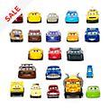 Disney Store Disney Pixar Cars 3 Mega Figurine Playset