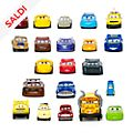 Mega set da gioco personaggi Disney Pixar Cars 3 Disney Store