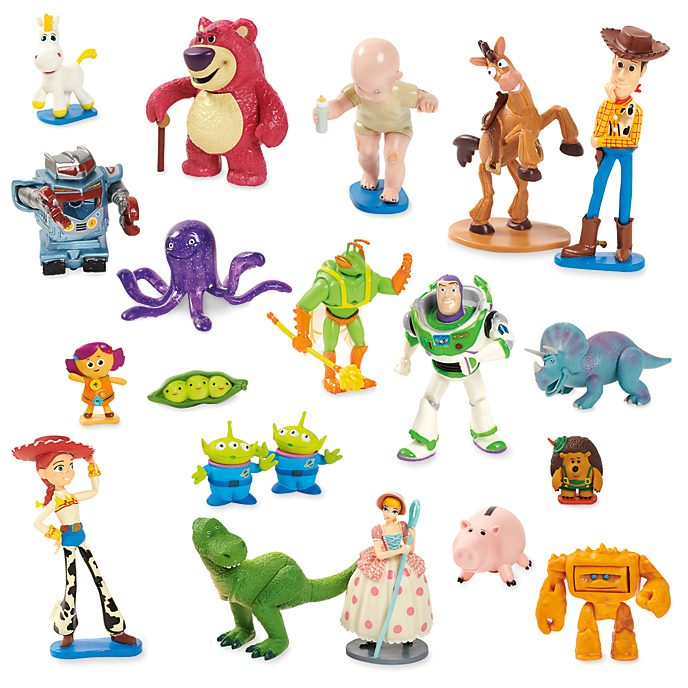 Disney Store Méga coffret de figurines Toy Story