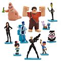 Disney Store Wreck-It Ralph 2 Figurine Playset