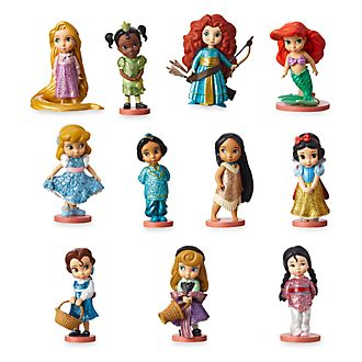 Disney Store - Disney Animators Collection - Figurenspielset Deluxe