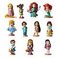 Disney Store Coffret deluxe de figurines, collection Disney Animators