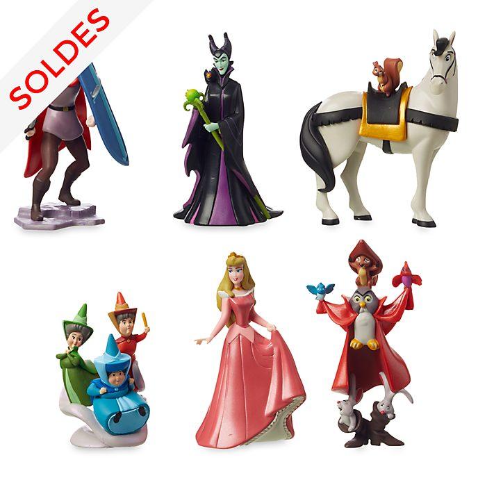 Disney Store Coffret de figurines 60eanniversaire de La Belle au Bois Dormant