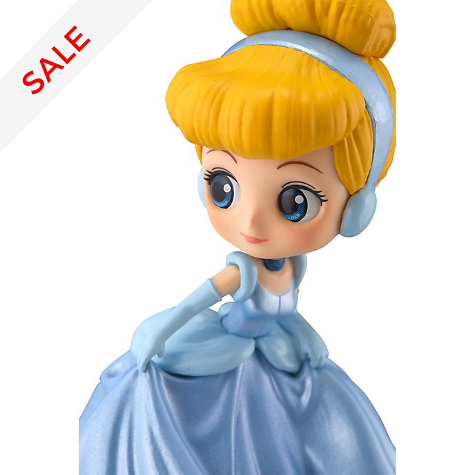 Banpresto - Cinderella - Q Posket Minifigur