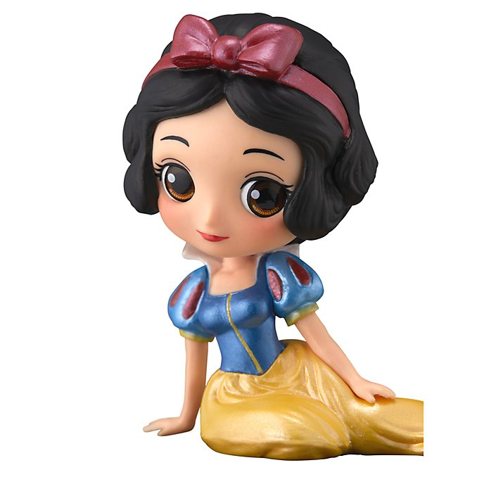 Figurita Blancanieves de niña, Q Posket, Banpresto