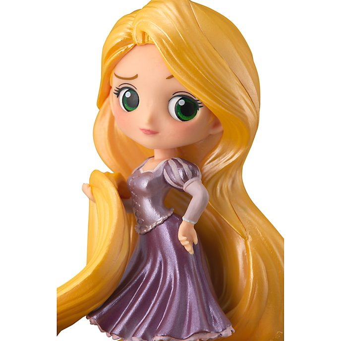 Banpresto - Rapunzel - Q Posket Minifigur