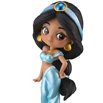 Figurita princesa Jasmine de niña, Q Posket, Banpresto