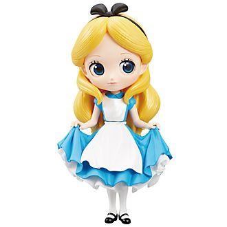 Figurita Alicia en el País de las Maravillas, Q Posket, Banpresto