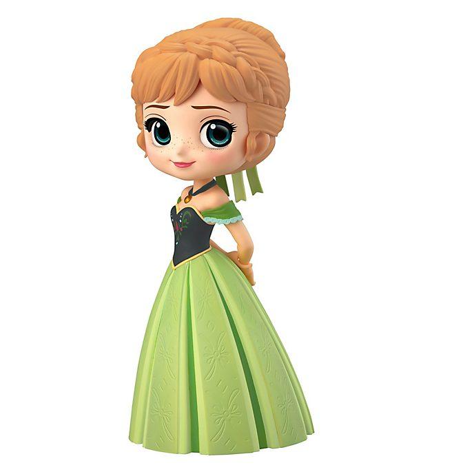 Figurita Anna en tonos pastel, Q Posket, Banpresto