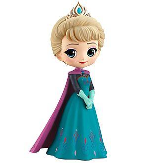 Personaggio Elsa colori pastello Q Posket Banpresto