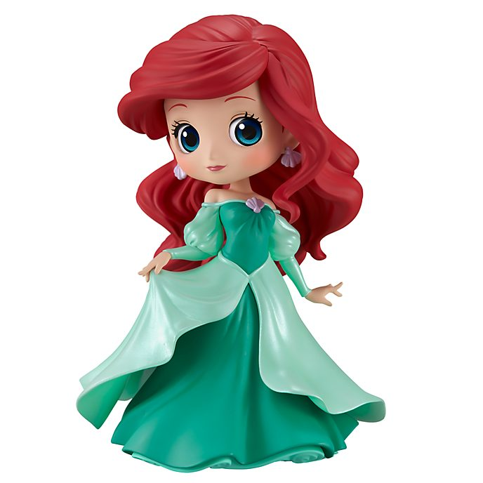 Banpresto Figurine Q Posket Ariel version verte
