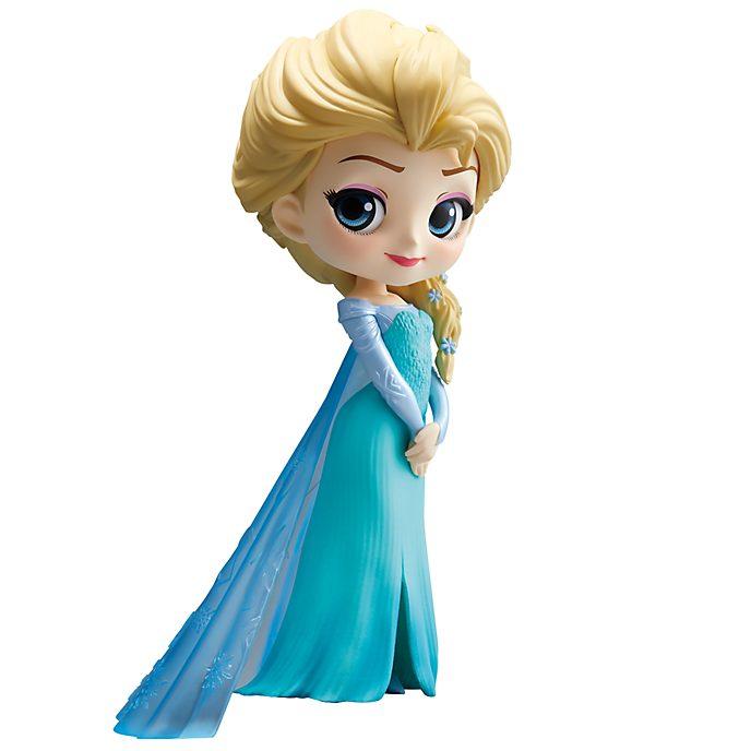 Figurita clásica Elsa, Q Posket, Banpresto
