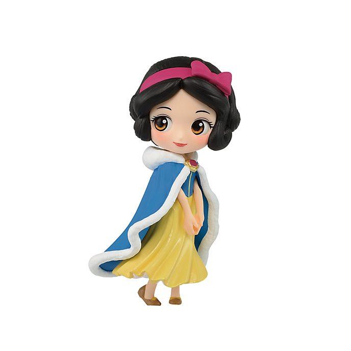 Banpresto Figurine QPosket Petit Blanche Neige, Winter Costume