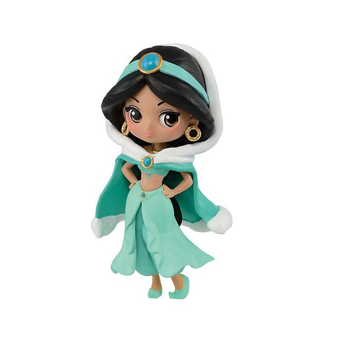 Banpresto Q Posket Petit Princess Jasmine Winter Figurine