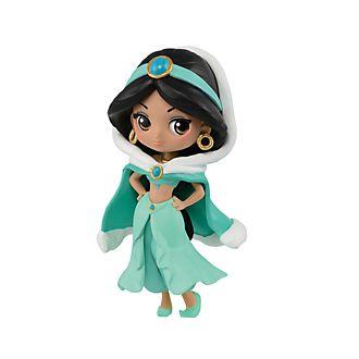 Personaggio versione invernale Q Posket Petit Banpresto Principessa Jasmine