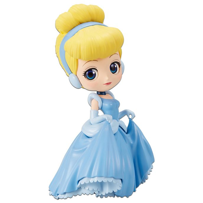 Banpresto - Cinderella - Q Posket Figur