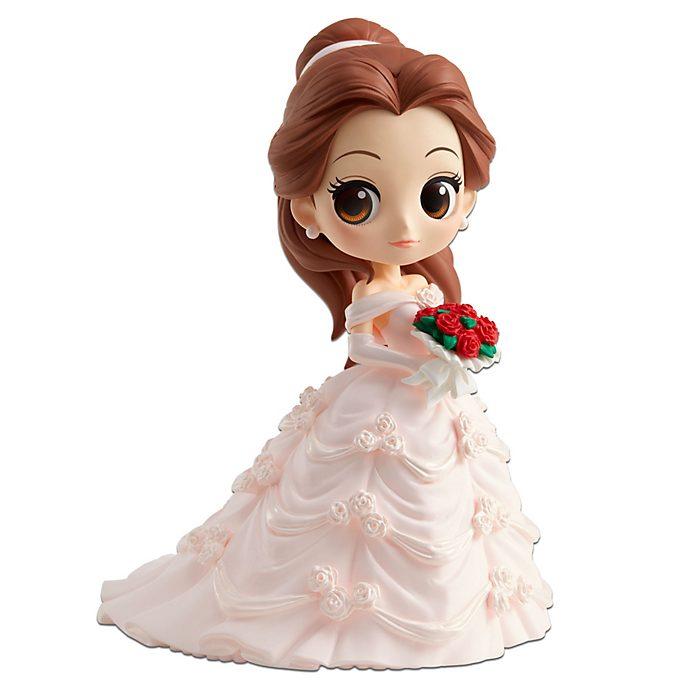 Personaggio versione matrimoniale Q Posket Banpresto Belle