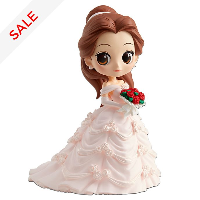 Banpresto Q Posket Belle Wedding Figurine