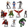 Disney Store Coffret deluxe de figurines Avengers