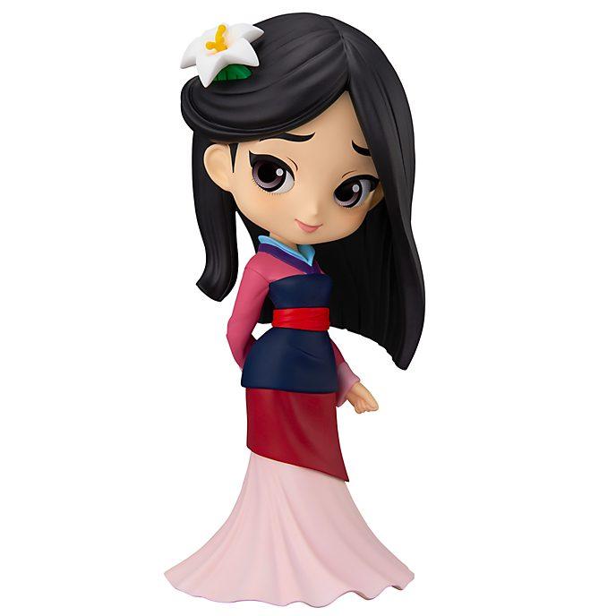 Banpresto Q Posket Mulan Figurine