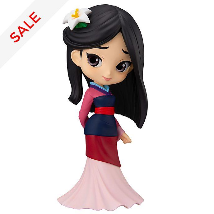 Banpresto - Mulan - Q Posket Figur
