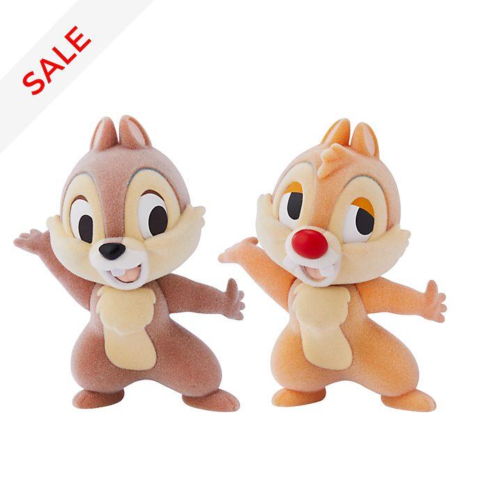 Banpresto - Fluffy Puffy Figur - Chip & Chap
