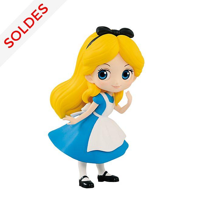 Banpresto Figurine QPosket Petit Alice au Pays des Merveilles, Classic Style