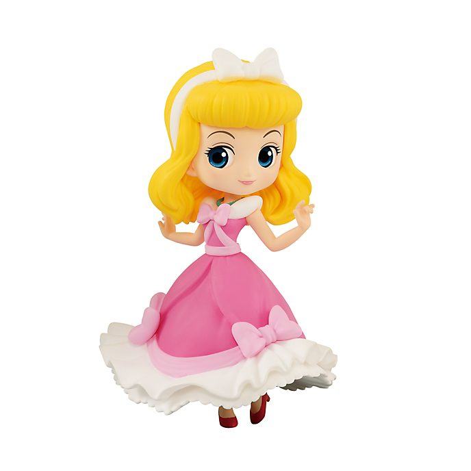 Banpresto Q Posket Petit Cinderella Pink Figurine
