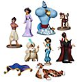 Disney Store Aladdin Deluxe Figurine Playset