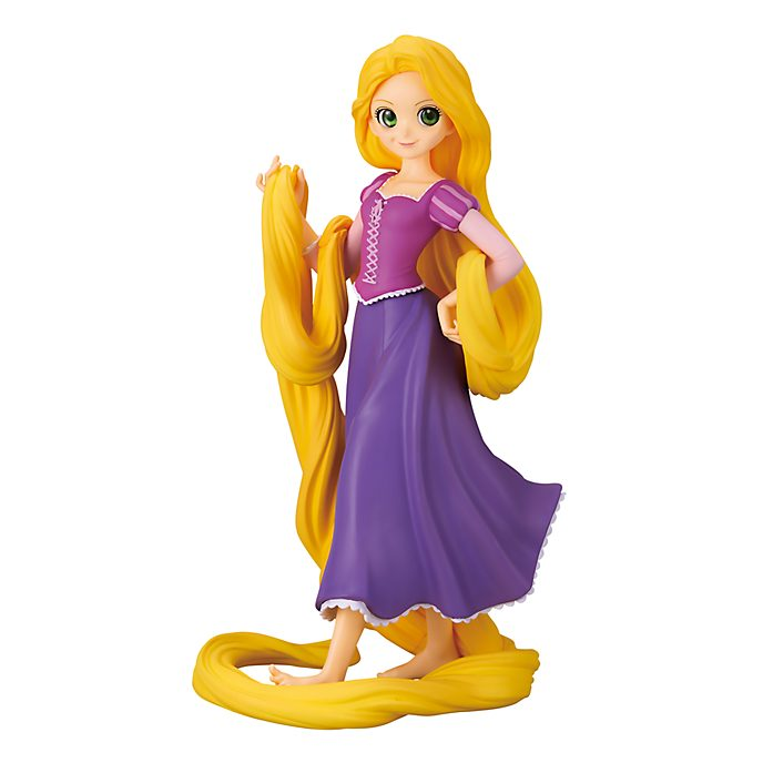 Banpresto Figurine Crystalux Raiponce